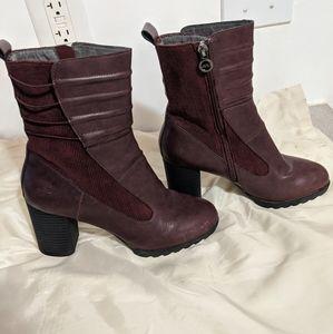 JBU by Jambu: Women's Block Heel Booties: size 8